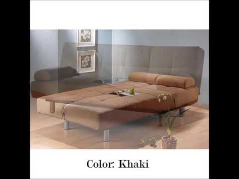 Manhattan Convertible Futon Sofa Bed