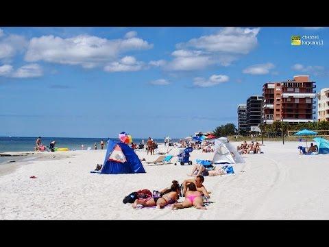 Madeira Beach St Petersburg Florida USA October 2016