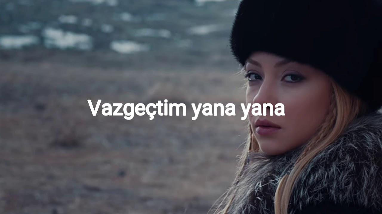 Ece Seçkin feat. Ozan Doğulu - Vazgeçtim Sözleri | Lyrics