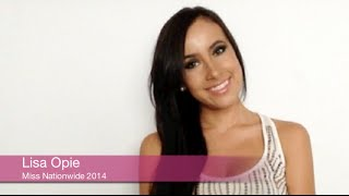 Miss Nationwide 2014: Lisa Opie