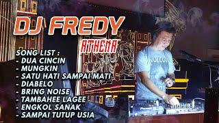 "Download Lagu DJ FREDY ""DUA CINCIN vs MUNGKIN vs SATU HATI SAMPAI MATI vs SAMPAI TUTUP USIA"" mp3"