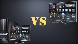 Через какой кабель и как лучше подключить компьютер к телевизору  hdmi vga или dvi(В этом видео я расскажу, какие способы подключения компьютера к телевизору бывают и какой самый предпочтит..., 2015-07-19T11:04:17.000Z)