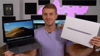 Apple Macbook Air 2018 Unboxing: My First Macbook Air!