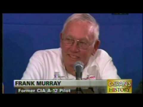 Frank Murray A-12 abort landing