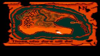Pirates of the Barbary Coast for the Atari 8-bit family