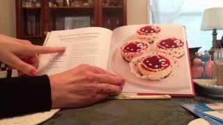 ASMR Hello Kitty baking book, soft spoken