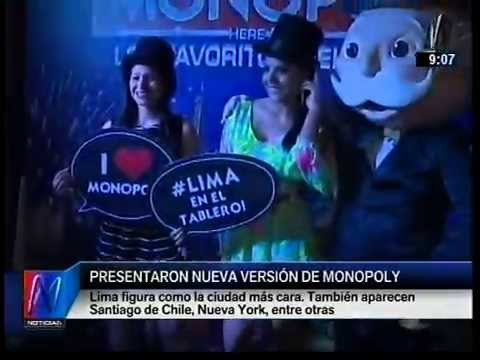 Monopoly Here & Now - N Noticias (Canal N)