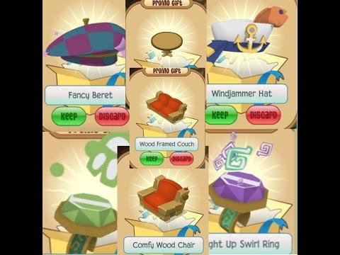 Animal Jam Toy Set Codes