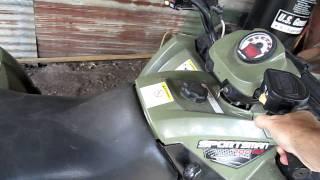 Polaris 700 Sportsman ATV 2007 for Sale in TX