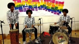 Drum Parts by Aaron, Aaron & Aaron (for practice)