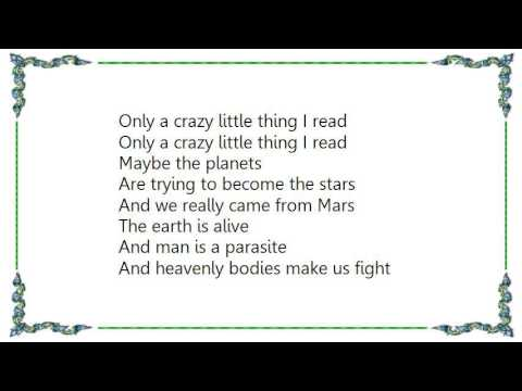 Kongos - I'm Only Joking Lyrics