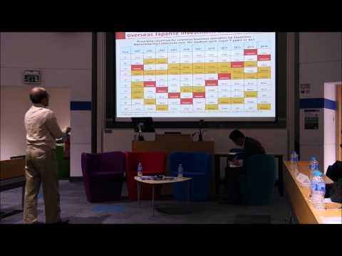 SCI 2015 - Maritime Economics View - Faisal Basri, MA