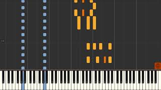 Unchain My Heart Joe Cocker Piano tutorial.mp3