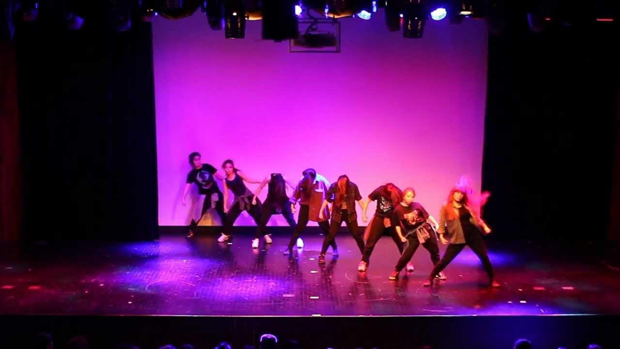 이화여대 댄스동아리 HEAL 2nd Concert 2-02 Fetish - EWHA DANCE CREW ...