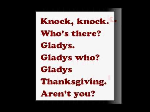 Thanksgiving Jokes YouTube