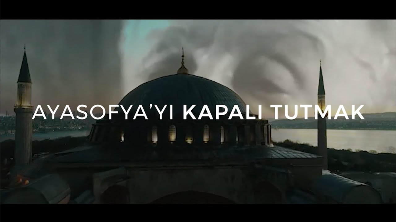 AYASOFYA ŞİİRİ / Osman Yüksel Serdengeçti