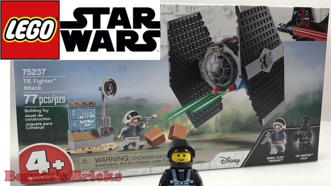 Lego Tie Fighter Star Attack75237 Wars F1cTu3lKJ5