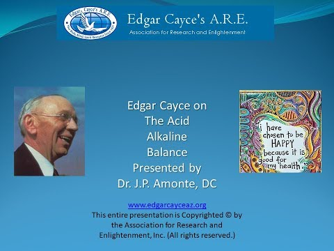 Edgar Cayce on Holistic Healing in the New Age
