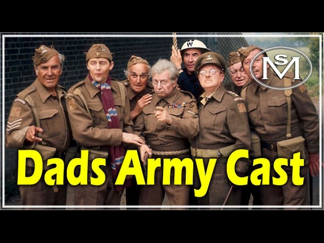 DADS ARMY - cover