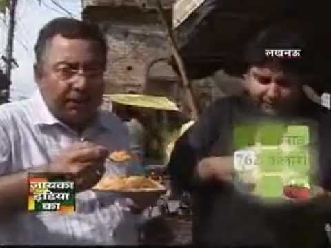 Lucknow - Zaika India Ka NDTV (Part-2)
