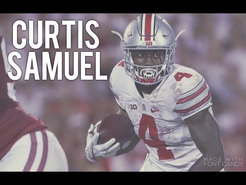 Curtis Samuel (Panthers) || 2016 Ohio State Highlight Mix