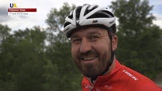 Завершив спортивную карьеру Ярослав Попович помогает развитию велоспорта в Украине