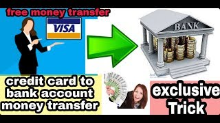 Credit card to bank account money transfer and account create all process #TrickyDharmendra #Credit