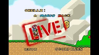 🔴 KAIZO MARIO DA INSANIDADE - SHEL Z + SUPER SHEFFY WORLD 2 BY: WESTSLASHER2