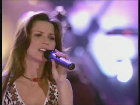 Shania Twain - Thank You Baby! (Live in Chicago - 2003)