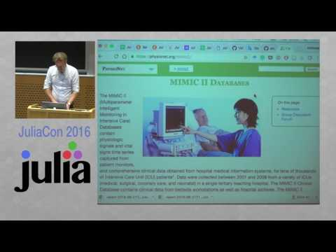 JuliaCon 2016 | Parallel Computing (Workshop) | Julia Lab at MIT