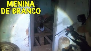 A LENDA MENINA DE BRANCO - APARIÇÃO HORRÍVEL