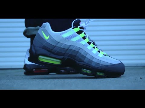 Air The 95 the at Max Foot An Nike On YouTube What Look waB4cxZ8q