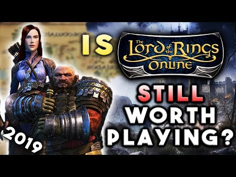 Should You Play LOTRO In 2019? - An Outstanding MMORPG Damaged By Greed