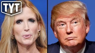 Ann Coulter Triggers Trump