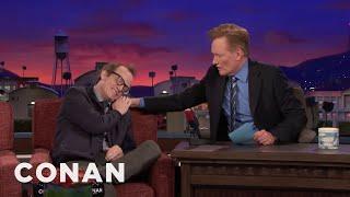 Chris Gethard & Conan Are Having Nervous Breakdowns  - CONAN on TBS