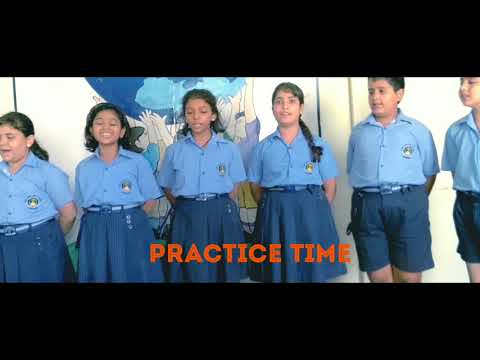 Hindi Group Song 4 Practice Time || Sabse Unchi Vijay Pataka with lyrics