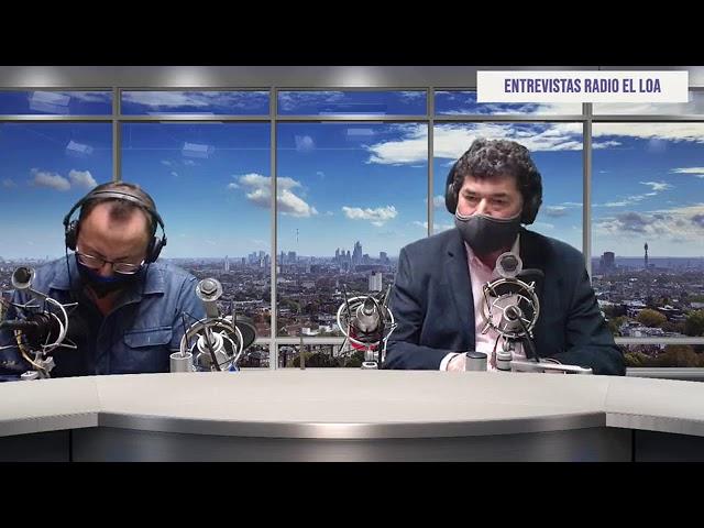 Entrevista a Marcelo Bucarey Gallardo, presidente del Sindicato Supervisores / Radio El Loa