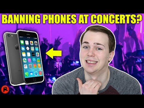 Should Phones Be Banned at Concerts? Mp3
