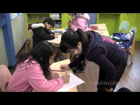 ESL Activities - Writing Relay
