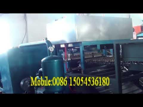 mini type small egg tray machine sell Shirley Wong:0086 15054536180