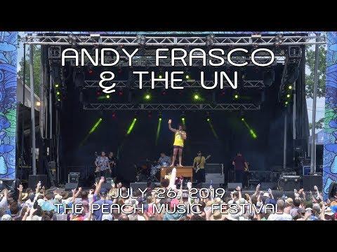 Andy Frasco & The UN: 2019-07-26 - The Peach Music Festival; Scranton, PA (Complete Show) [4K]
