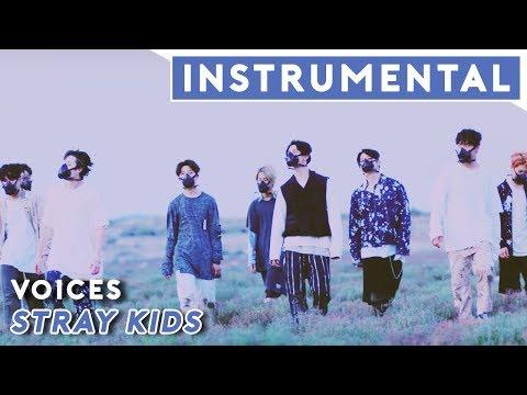Stray Kids - Voices | Instrumental