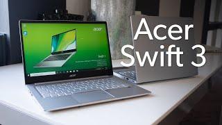 Acer Swift 3: Choose Intel or AMD?