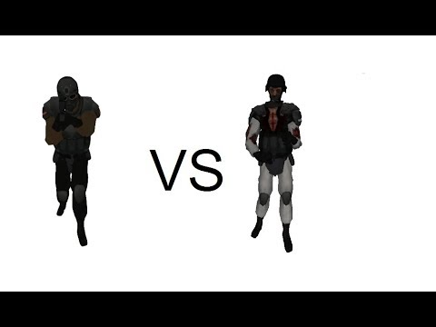 SCP Containment Breach (V.1.3.10) NTF (MTF) VS SCP-049-2 (Check Pinned Comment For New Video!)