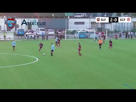 Sud Lyonnais - Saint-Chamond (3-1) : le résumé vidéo