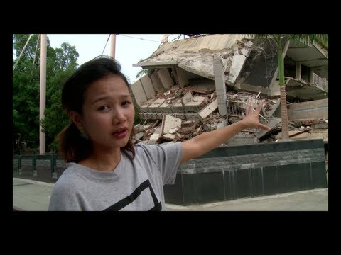 Heels 2 Wheels: Taiwan - 921 Earthquake Museum of Taiwan in Taichung (Episode 9)