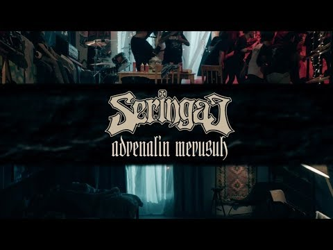 "SERINGAI ""Adrenalin Merusuh"" (Official Music Video feat. Iko Uwais)"