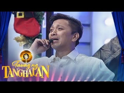Tawag ng Tanghalan: Jhong composes a song for Vice Ganda