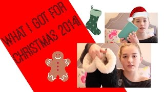 What I Got For Christmas Haul 2014! | Avrey Elle Thumbnail