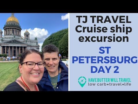 TJ Travel St Petersburg 2 Day All Highlights Tour - Day 2